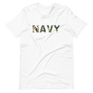 Military apparel, military shirts, patriotic apparel - Army apparel, Marine shirts, Navy shirts, Air Force shirts, Veteran apparel, Patriotic apparel - Navy Camouflage Women's T-Shirt