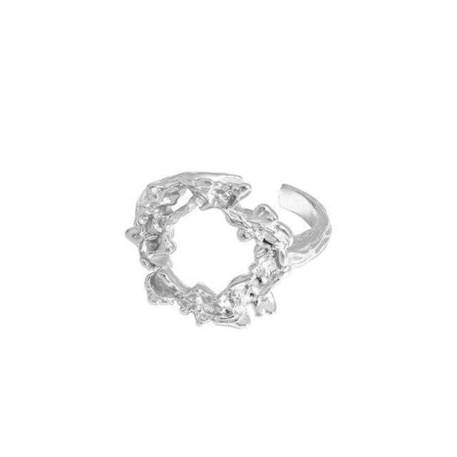 Bague EQUINOXE de la COLLECTION ADDICT - argent - bagues - La boutique by c.