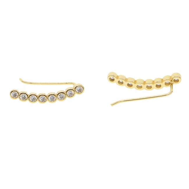 Boucles doreilles TESS de la COLLECTION MADAME GIRLY - boucles doreilles - La boutique by c.