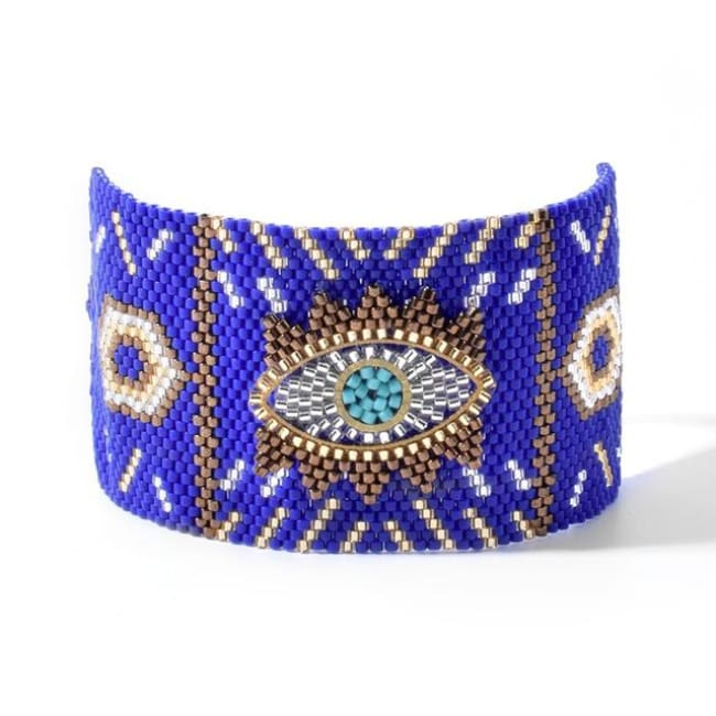 Bracelet CHANCE de la COLLECTION CAPRICE - bleu - bracelets - La boutique by c.