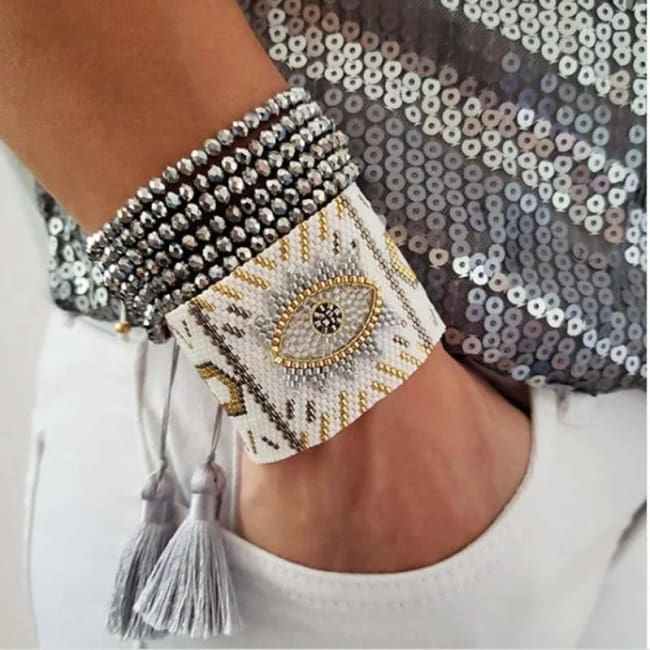 Bracelet CHANCE de la COLLECTION CAPRICE - bracelets - La boutique by c.