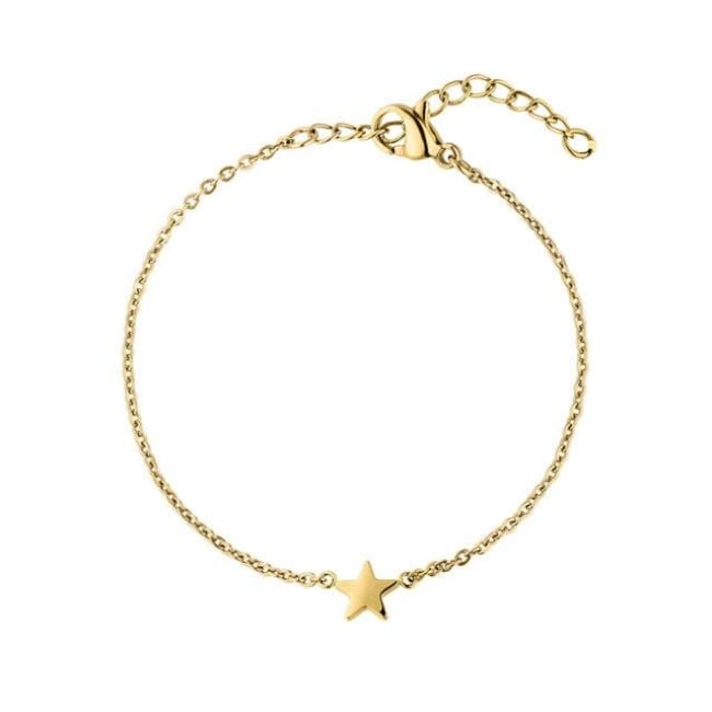 Bracelet STAR de la COLLECTION EVER - doré - bracelets - La boutique by c.