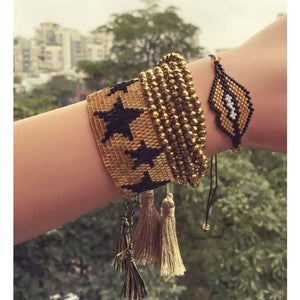 Bracelets CANCÚN de la COLLECTION SOLEDAD - bracelets - La boutique by c.