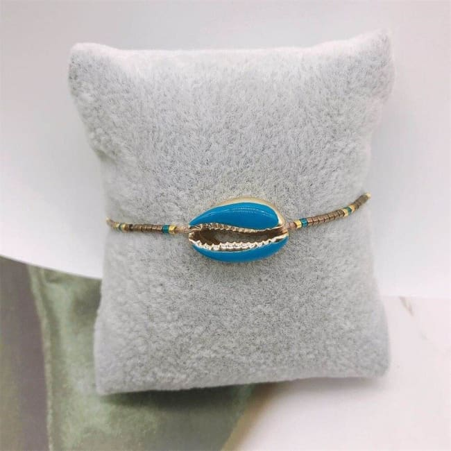 Bracelets LAGON BLEU de la COLLECTION CAPRICE - bracelets - La boutique by c.