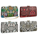 Clutch VENIN de la COLLECTION VANITÉ - sacs - La boutique by c.
