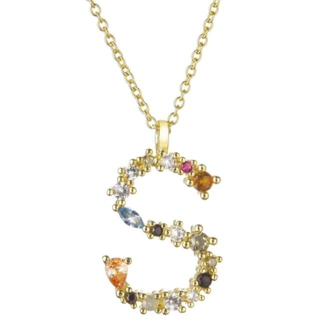 Collier ALPHABET de la COLLECTION ADDICT - S - colliers - La boutique by c.