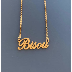 Collier BISOU - colliers - La boutique by c.