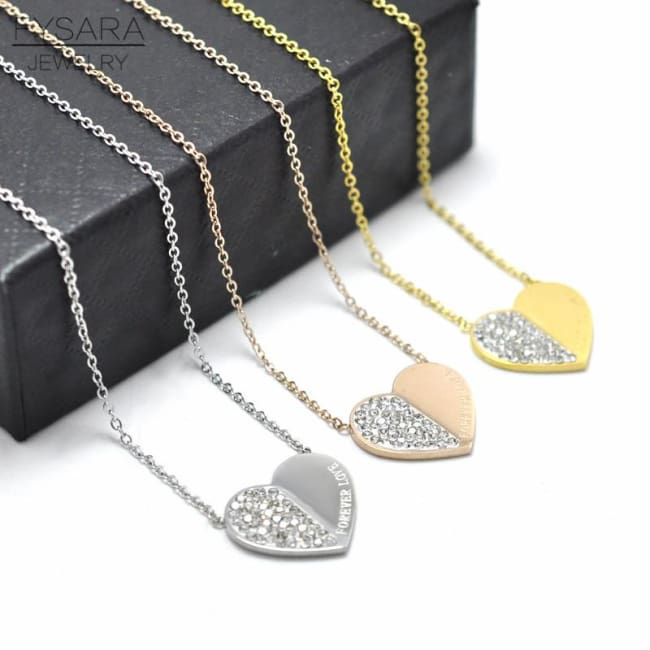 Collier FOREVER LOVE - colliers - La boutique by c.