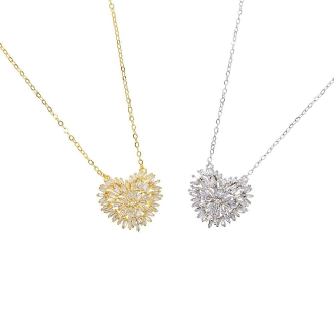 Collier LOVE HEART de la COLLECTION MADAME GIRLY - colliers - La boutique by c.