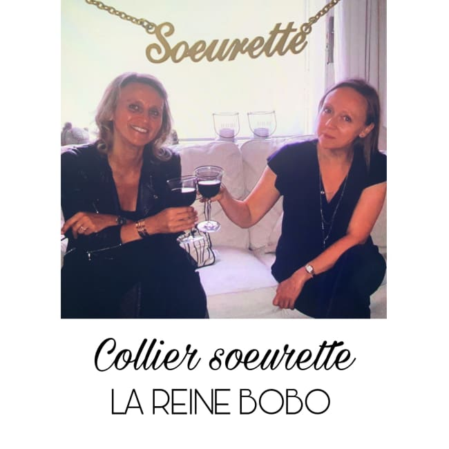 Collier SOEURETTE - colliers - La boutique by c.