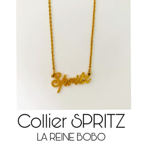 Collier SPRITZ - colliers - La boutique by c.