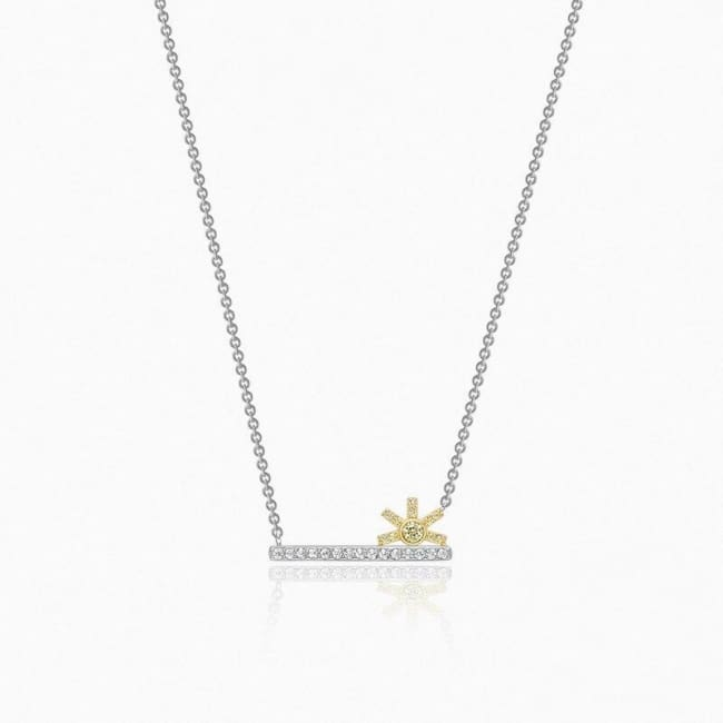 Collier SUNRISE de la COLLECTION MADAME GIRLY - colliers - La boutique by c.