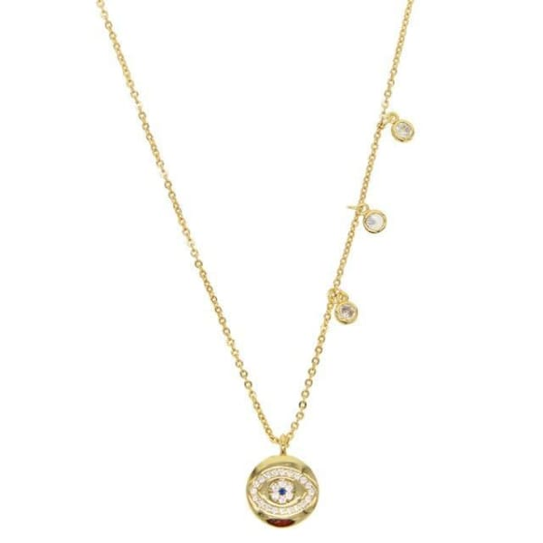 Collier Talisman - Bijoux - La Boutique By C.