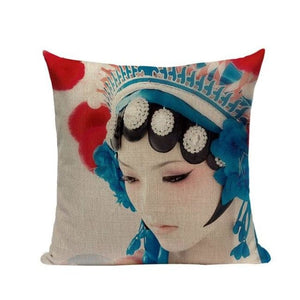 Housses de coussin COLLECTION CHINA GIRL - MARIKO - coussins - La boutique by c.