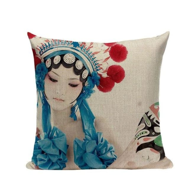 Housses de coussin COLLECTION CHINA GIRL - MIO - coussins - La boutique by c.