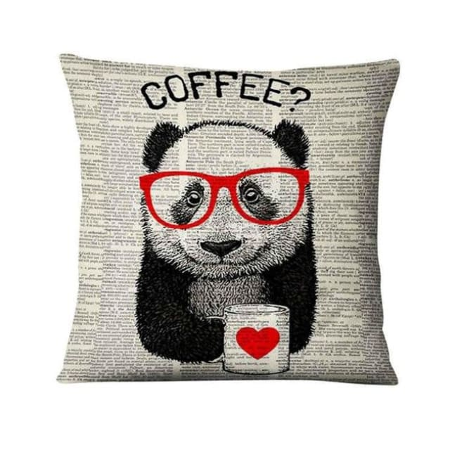 Housses de coussin COLLECTION FEELING - coffee - coussins - La boutique by c.