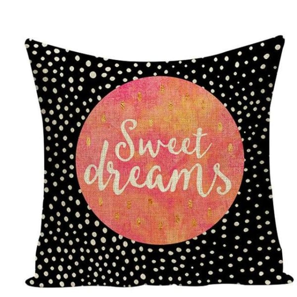 Housses de coussin COLLECTION JARDIN SECRET - sweet dreams - coussins - La boutique by c.