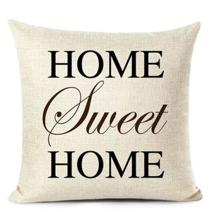 Housses de coussin COLLECTION LOVE HOME - C - coussins - La boutique by c.