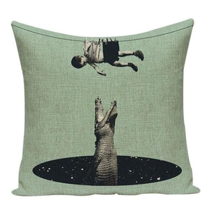 Housses de coussin COLLECTION PATIENCE - septembre - coussins - La boutique by c.