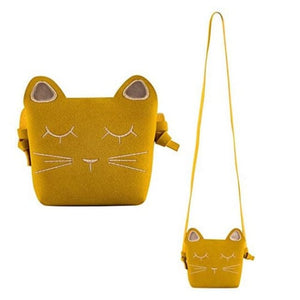 Mini sac CHATON - jaunde - sacs - La boutique by c.
