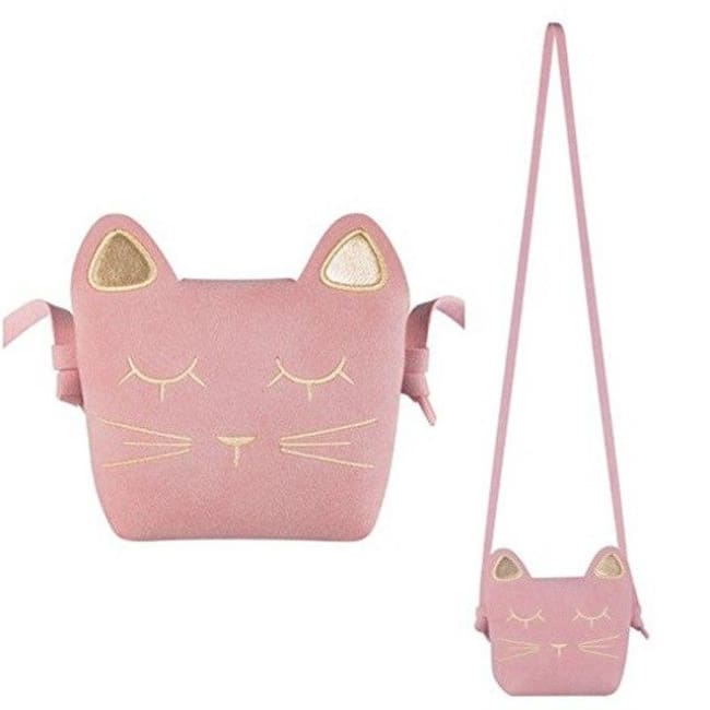 Mini sac CHATON - rose - sacs - La boutique by c.