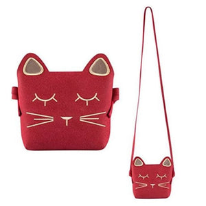Mini sac CHATON - rouge - sacs - La boutique by c.
