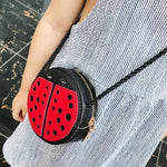 Mini Sac Coccinelle - Enfant Mode - La Boutique By C.