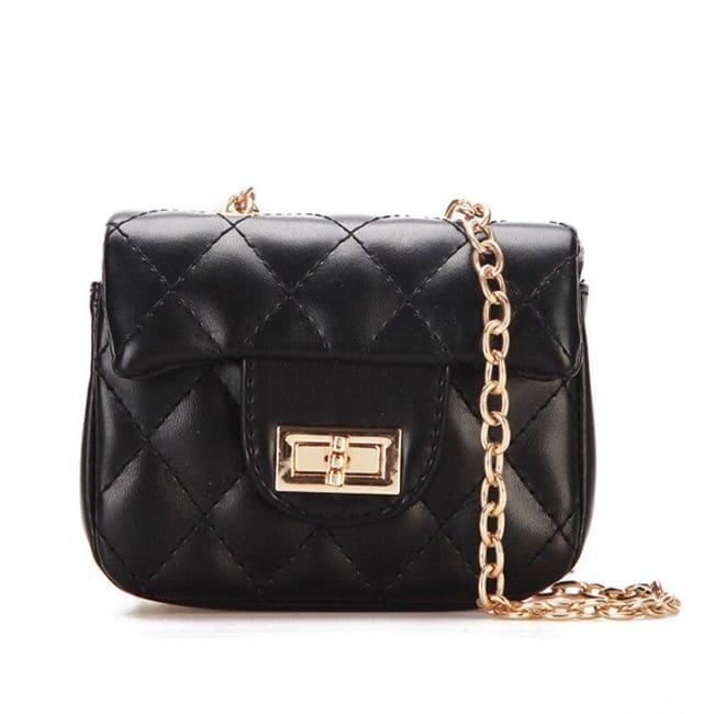 Mini sac FEELING - noir - sacs - La boutique by c.