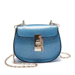 Mini sac GIRLY - bleu - sacs - La boutique by c.