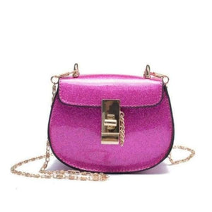 Mini sac GIRLY - rose fuchsia - sacs - La boutique by c.
