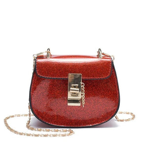 Mini sac GIRLY - rouge - sacs - La boutique by c.