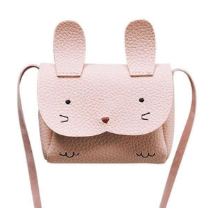 Mini Sac Lapin - Rose - Enfant Mode - La Boutique By C.