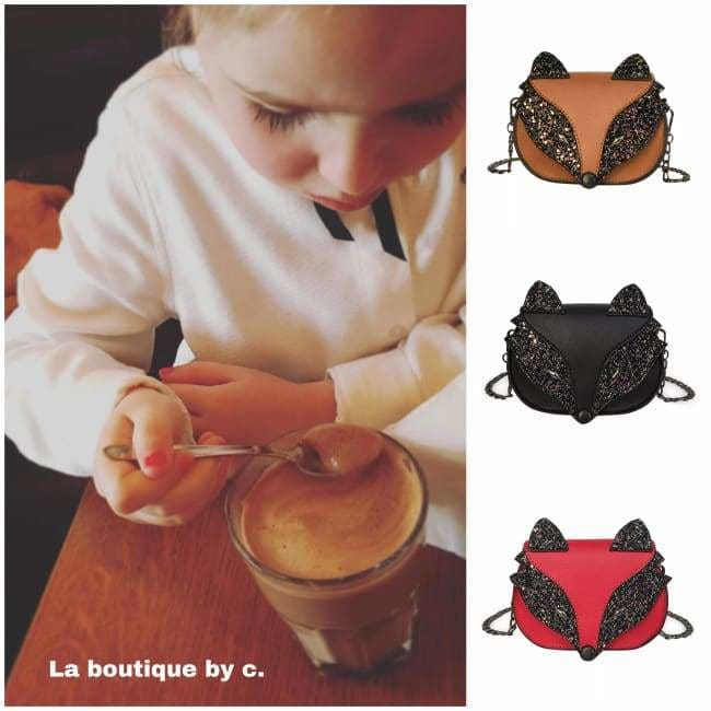 Mini sac RENARD de la COLLECTION FASHION - sacs - La boutique by c.