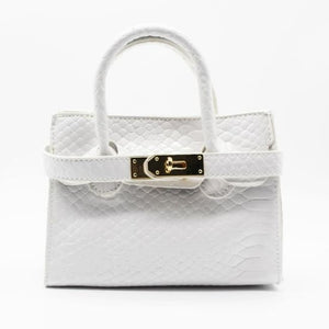 Mini sac VOGUE - blanc - La boutique by c.