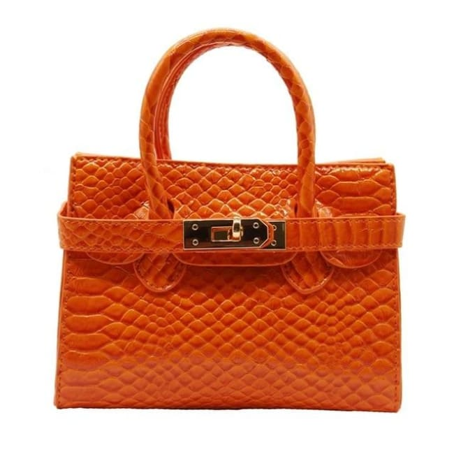 Mini sac VOGUE - orange - La boutique by c.
