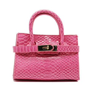 Mini sac VOGUE - rose clair - La boutique by c.