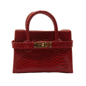 Mini sac VOGUE - rouge - La boutique by c.