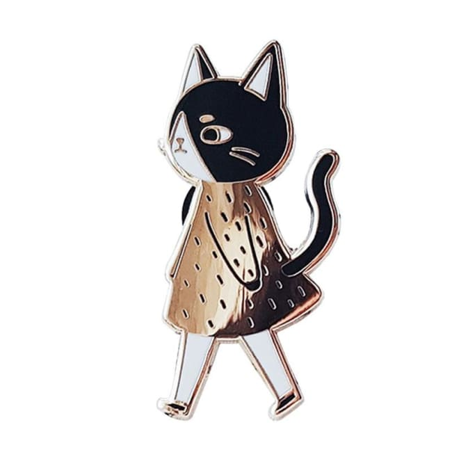 Pins CHATON FASHION - Pins - La boutique by c.