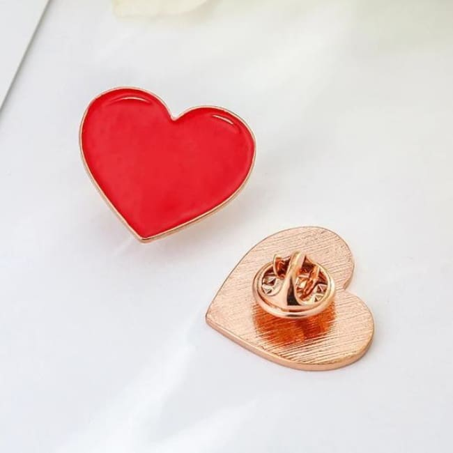 Pins COEUR - Ti amo - Pins - La boutique by c.