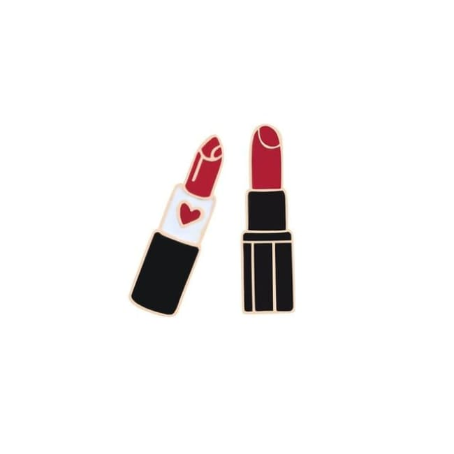 Pins de la COLLECTION LIPSTICK - le duo - Pins - La boutique by c.