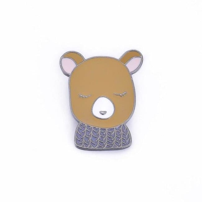 Pins MIGNON - ours - Pins - La boutique by c.