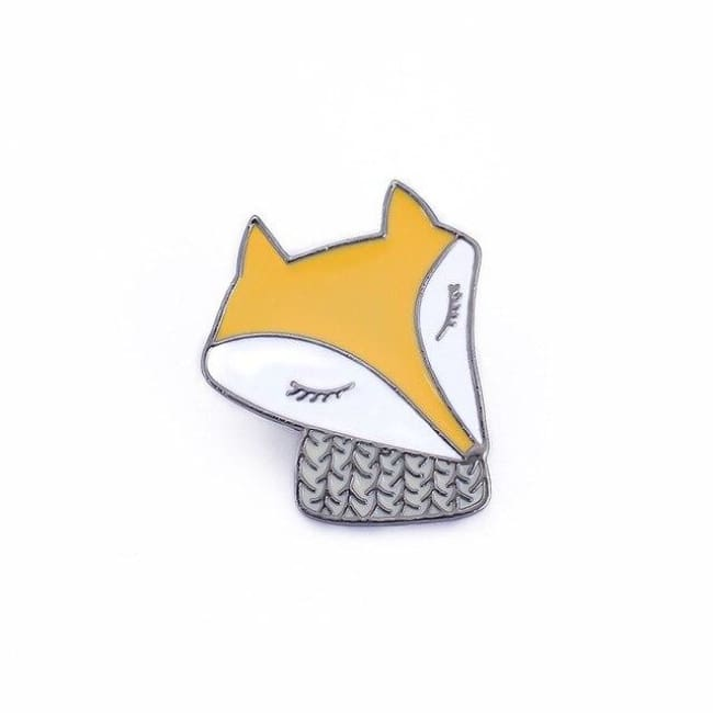 Pins MIGNON - renard - Pins - La boutique by c.