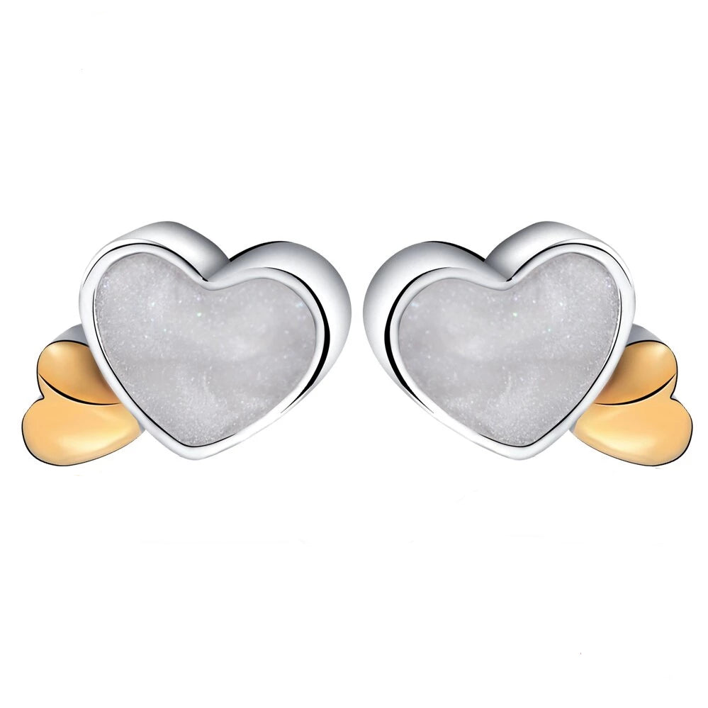 Boucles d'oreilles TWO LOVERS