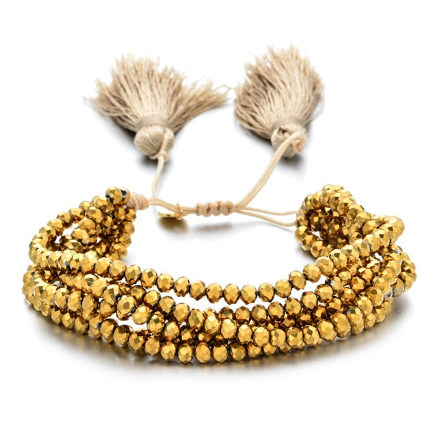 Bracelet BOHEMIAN de la COLLECTION SOLEDAD
