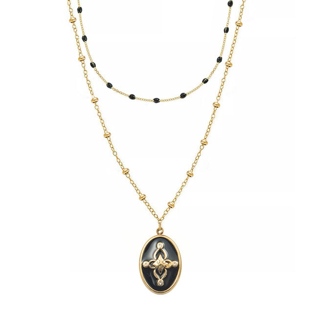 Collier ZAHARA de la COLLECTION SHERAZADE