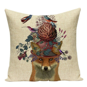 Housses de coussin COLLECTION FOX