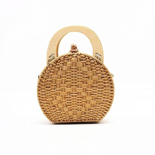 Sac BORD DE MER de la COLLECTION BAHIA - camel - COLLECTION BAHIA sacs - La boutique by c.