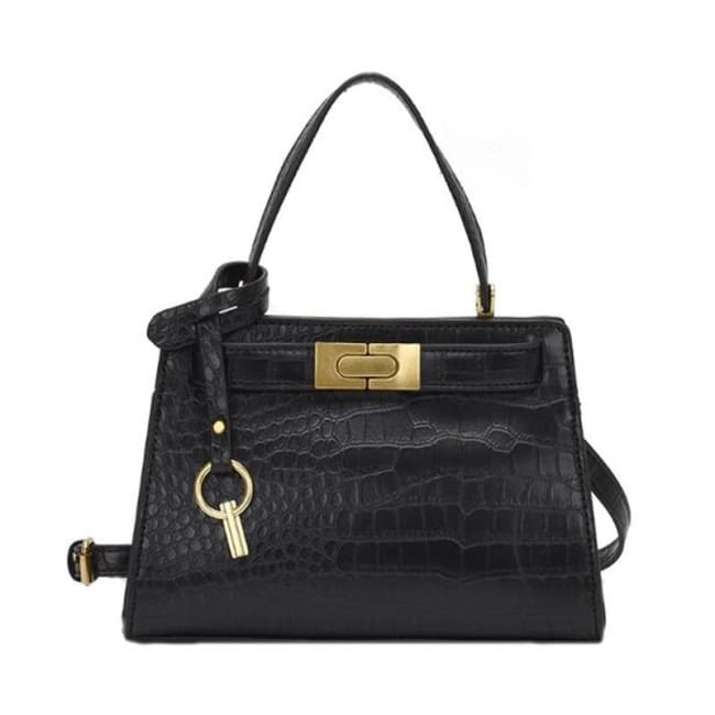 Sac CLOSER de la COLLECTION MONACO - noir / grand - sacs - La boutique by c.