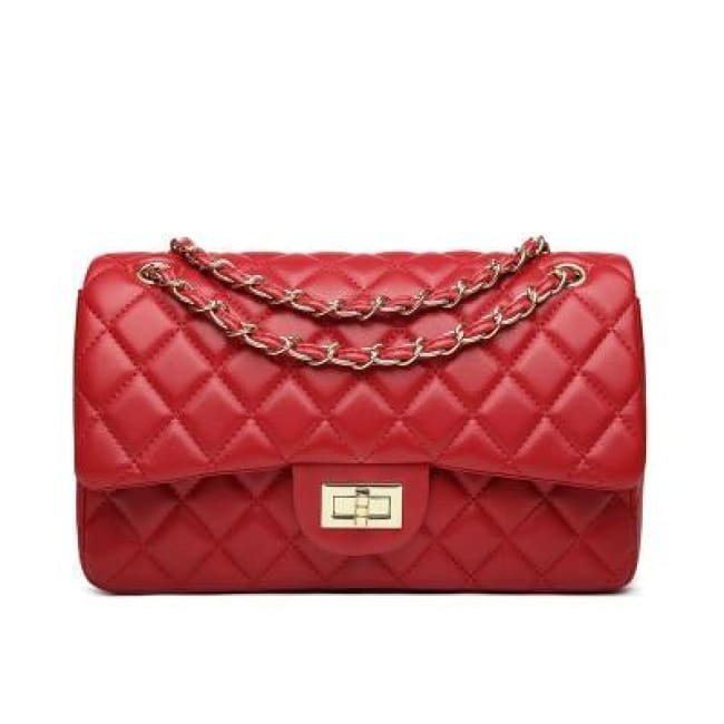 Sac FEELING - rouge - sacs - La boutique by c.