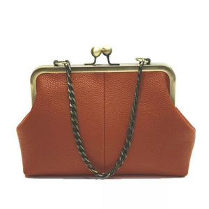 Sac ILLUSION - cognac - sacs - La boutique by c.